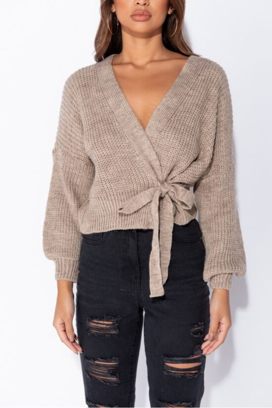 mocha-wrap-front-belted-puff-sleeve-cropped-cardigan-p9345-1033347_image