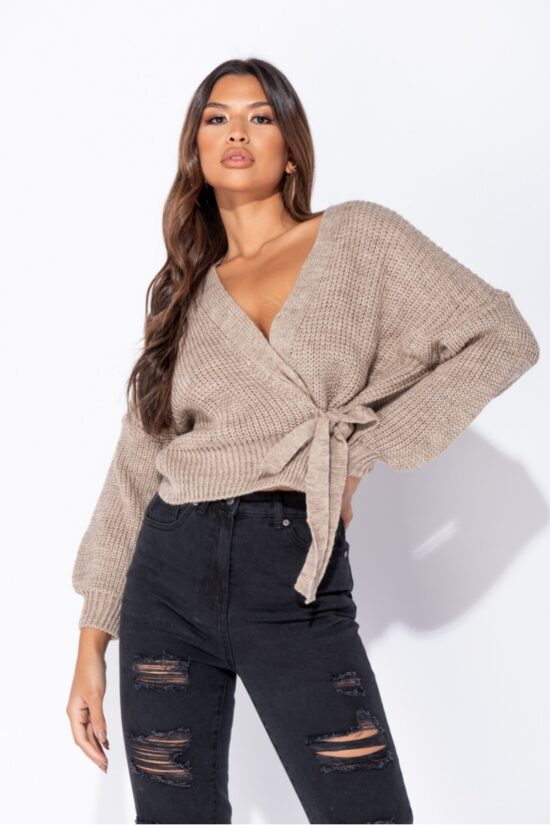 mocha-wrap-front-belted-puff-sleeve-cropped-cardigan-p9345-1033348_image