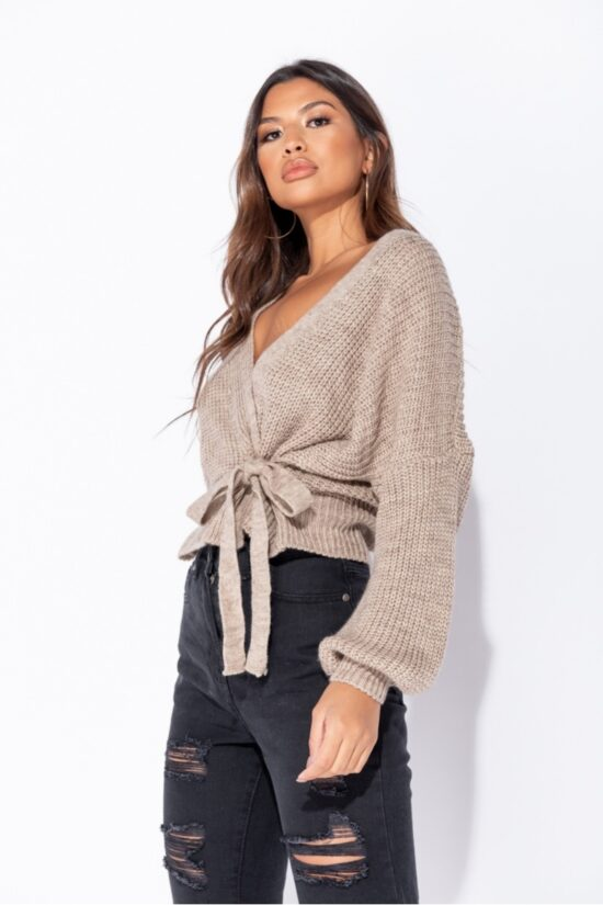 mocha-wrap-front-belted-puff-sleeve-cropped-cardigan-p9345-1033350_image