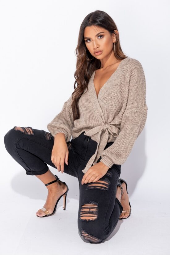 mocha-wrap-front-belted-puff-sleeve-cropped-cardigan-p9345-1033351_image