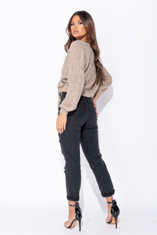 mocha-wrap-front-belted-puff-sleeve-cropped-cardigan-p9345-1033352_image